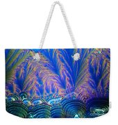 Vitamin C Crystal Weekender Tote Bag