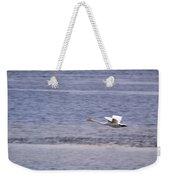 Whooper Swan Weekender Tote Bag