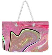 1211 Abstract Thought Weekender Tote Bag