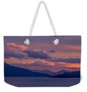 121205a-154 A Sunnyside Sunrise Weekender Tote Bag
