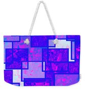 1216 Absract Thought Weekender Tote Bag