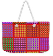 1229 Abstract Thought Weekender Tote Bag