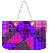 1038 Abstract Thought Weekender Tote Bag