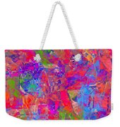 1248 Abstract Thought Weekender Tote Bag