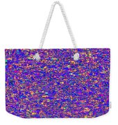 1253 Abstract Thought Weekender Tote Bag