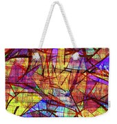 1261 Abstract Thought Weekender Tote Bag