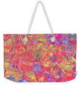 1262 Abstract Thought Weekender Tote Bag