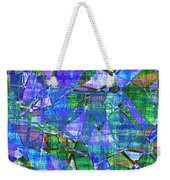 1289 Abstract Thought Weekender Tote Bag