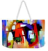 Abstract Series Iv Weekender Tote Bag