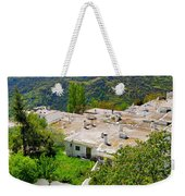 Alpujarras In Granada Weekender Tote Bag