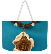 Aphrodite Antheia Necklace Weekender Tote Bag