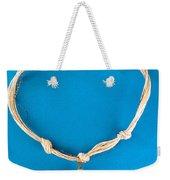 Aphrodite Gamelioi Necklace Weekender Tote Bag
