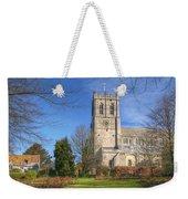 Christchurch Priory Weekender Tote Bag