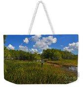 13- Florida Everglades Weekender Tote Bag