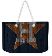 Houston Astros Weekender Tote Bag