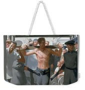 13. Jesus Goes To His Execution / From The Passion Of Christ - A Gay Vision Weekender Tote Bag