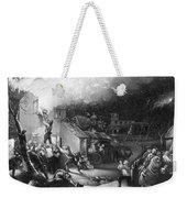 John Wesley (1703-1791) Weekender Tote Bag