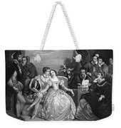 Lady Jane Grey (1537-1554) Weekender Tote Bag