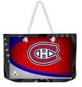 Montreal Canadiens Weekender Tote Bag