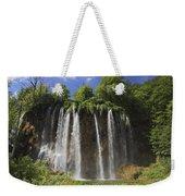 Plitvice Lakes National Park Croatia Weekender Tote Bag