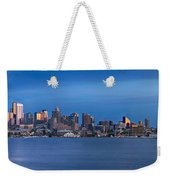 Seattle Weekender Tote Bag
