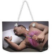 Sleep Apnea Weekender Tote Bag