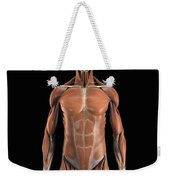 The Muscle System Weekender Tote Bag