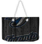 Toronto Blue Jays Weekender Tote Bag