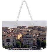 Views From Corfu Greece Weekender Tote Bag