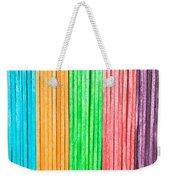Wooden Background Weekender Tote Bag
