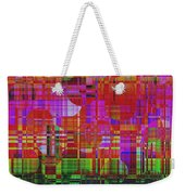 1300 Abstract Thought Weekender Tote Bag