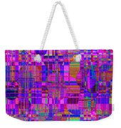 1302 Abstract Thought Weekender Tote Bag
