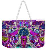 1310 Abstract Thought Weekender Tote Bag