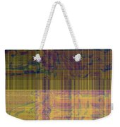 1319 Abstract Thought Weekender Tote Bag