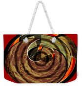 1396 Abstract Thought Weekender Tote Bag