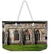 13th Century Abbey Weekender Tote Bag