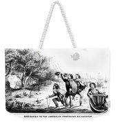 Amerigo Vespucci (1454-1512) Weekender Tote Bag