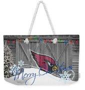 Arizona Cardinals Weekender Tote Bag by Joe Hamilton