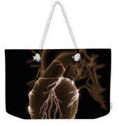 Coronary Blood Supply Weekender Tote Bag