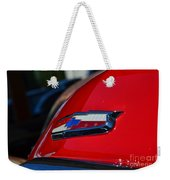 Half Moon Bay Hs Show Weekender Tote Bag