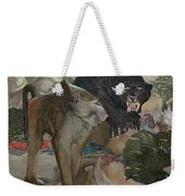 Jungle Book, 1903 Weekender Tote Bag