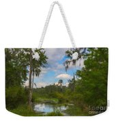 Lowcountry Marsh Weekender Tote Bag