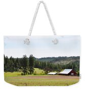 Oregon Weekender Tote Bag