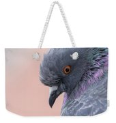 Rock Dove Weekender Tote Bag
