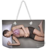 Sleep Apnea Weekender Tote Bag
