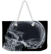 The Skull Weekender Tote Bag