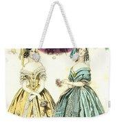 Women's Fashion, 1842 Weekender Tote Bag