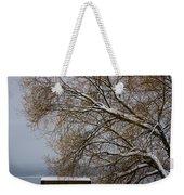 140303a-13 Winter Color Weekender Tote Bag