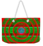 1407 Abstract Thought Weekender Tote Bag