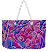 1412 Abstract Thought Weekender Tote Bag